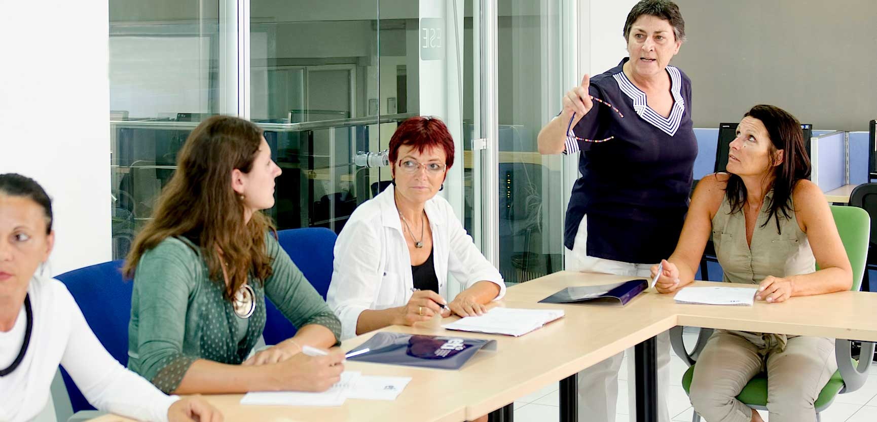 Modern Classroom Certified Trainer ~ Professional english and teacher training course eti malta