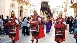 good friday procession mt destination malta