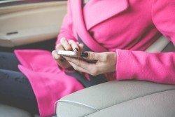 picjumbo.com using an iphone woman. ETI MALTA